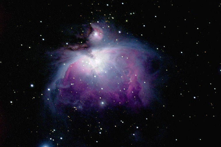 [M42 - The Great Nebula in Orion]